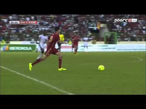 Equatorial Guinea Vs  Spain