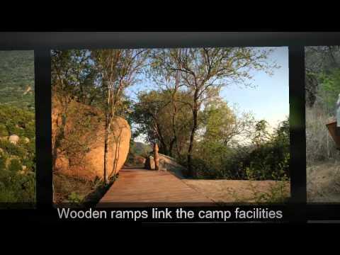 Manyatta Rock Camp at Kwa Madwala, South Africa