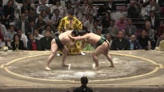平成28年 大相撲夏場所 九日目.