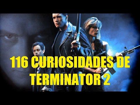 116 Curiosidades de Terminator 2 (El Exterminador 2) 1991