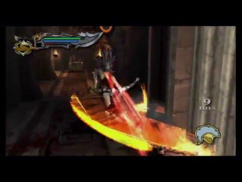 God of War Platinum Walkthrough Part 6
