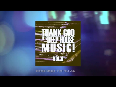 Various Artists - Thank God It's Deep House Music! Vol.6
