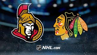 Kane, Schmaltz lead Blackhawks by Senators in SO, 3-2