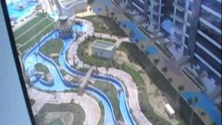 Oceana Apartments on Palm Jumeirah in Dubai, UAE.