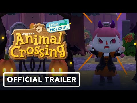 Animal Crossing: New Horizons - Official Fall Update Trailer