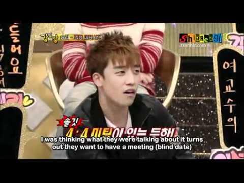 ENG SUB Strong Heart  Seungri & GD 13