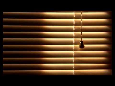 ASMR Window Blinds Sounds