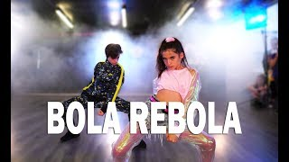 BOLA REBOLA - Tropkillaz, J Balvin, Anitta ft. MC Zaac | Street dance | Choreography Sabrina Lonis