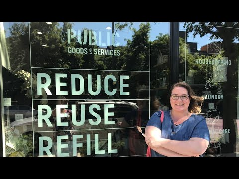 Zero-waste Seattle store offers alternatives to plastic - KING 5 Evening