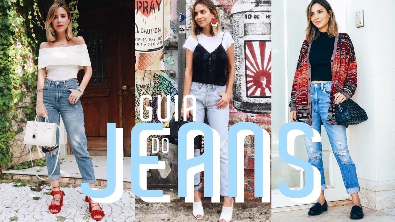 abcf151c1 Qual melhor calça jeans para seu tipo de corpo + 10 looks com jeans ...