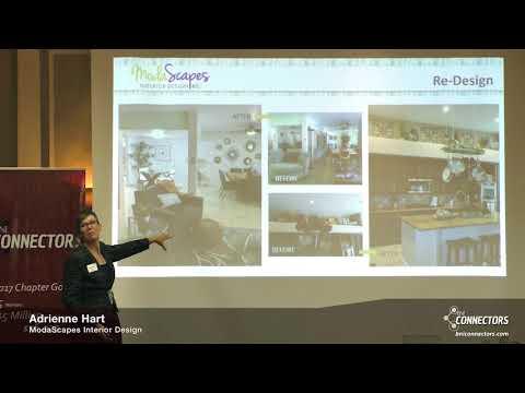 ModaScapes Interior Design | Adrienne Hart - BNI Presentation
