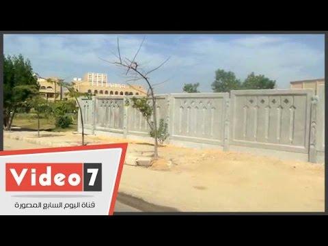 اليوم السابع : جامعة الأزهر تبنى سورا على كلية هندسة بنات منعًا للاختلاط