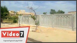 جامعة الأزهر تبنى سورا على كلية هندسة بنات منعًا للاختلاط