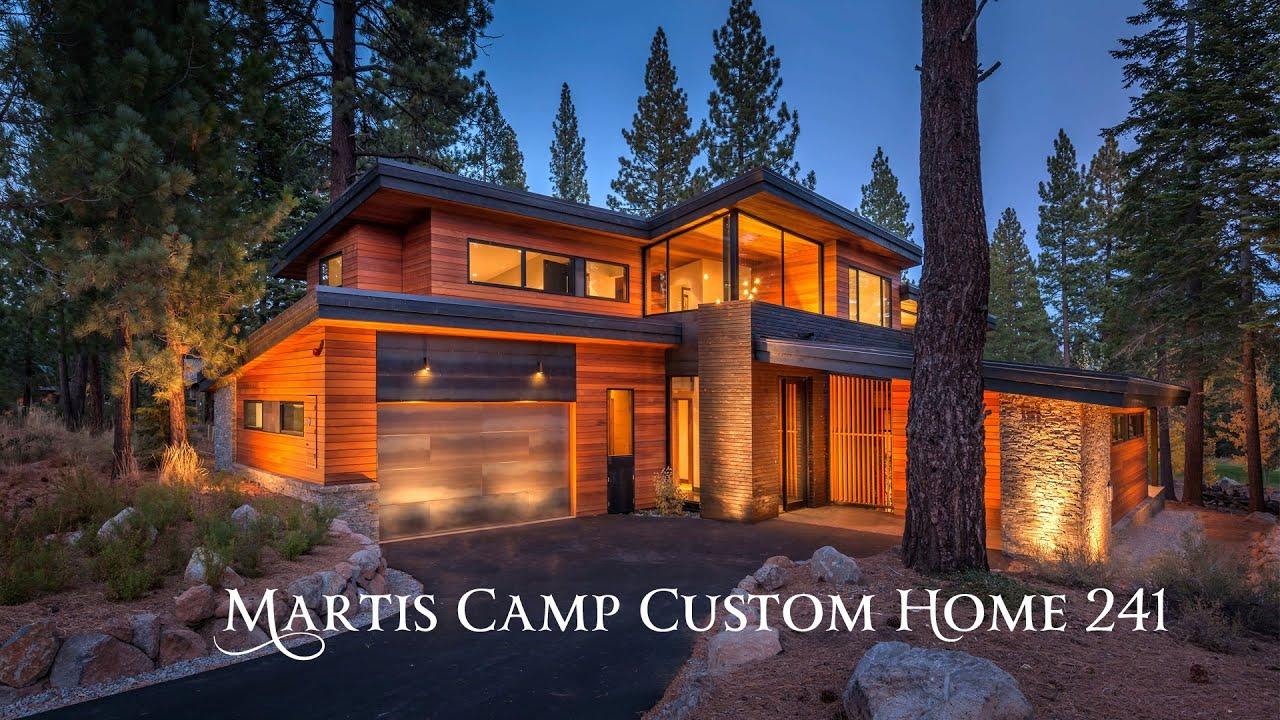 Sold Martis Camp Custom Home 241 Youtube