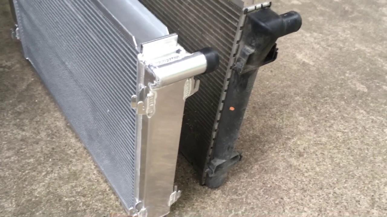 medium resolution of c5 corvette ecp radiator review