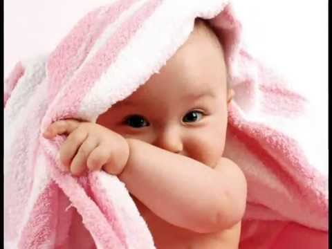 Cute babys with a cute song
