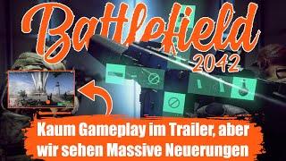 Der Battlefield 2042 Gameplay Trailer zeigt wenig, liefert aber massive Änderungen & Informationen