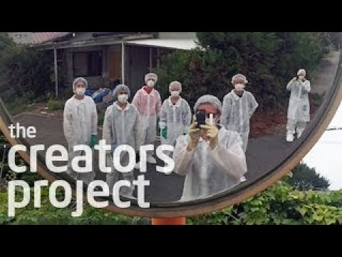 Radioactive Art in Fukushima   Don't Follow the Wind