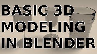 Basics of modeling in Blender
