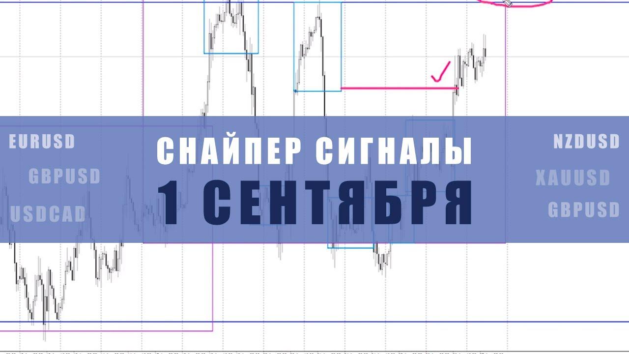 ОБЗОР РЫНКА ФОРЕКС 1 СЕНТЯБРЯ | Трейдер Максим Михайлов
