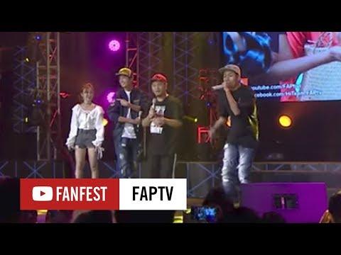 FAPTV @ YouTube FanFest Vietnam 2017