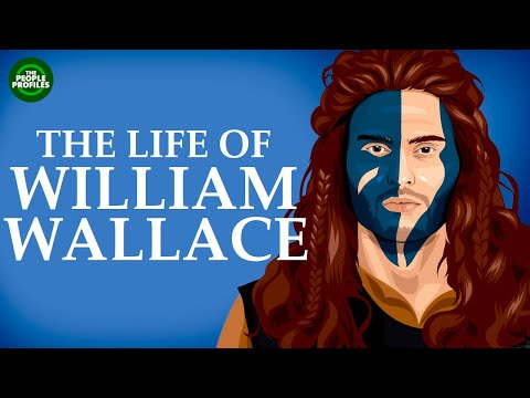 William Wallace Documentary - Biography of the life of William Wallace