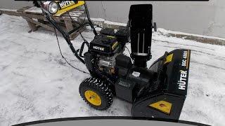 Снегоуборочная машина HUTER SGC4800 | Live(, 2015-03-28T13:05:11.000Z)