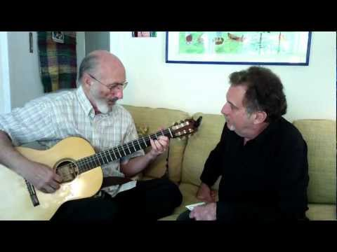 Interview with Noel Paul Stookey in Key West -2013