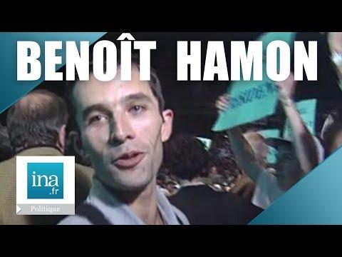 Benoît Hamon et les jeunes socialistes : Campagne présidentielle 1995 | Archive INA