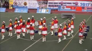 2012 香港國際青年步操樂隊大賽 HKIYMBC - 香港