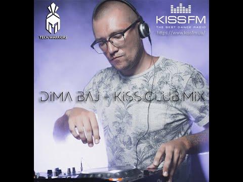Dima Baj  - Kiss Fm Radio Live Set 13 10 2019 Kiev/Ukraine