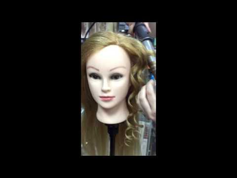 Учебный манекен дял причесок Fantom 60-65 см