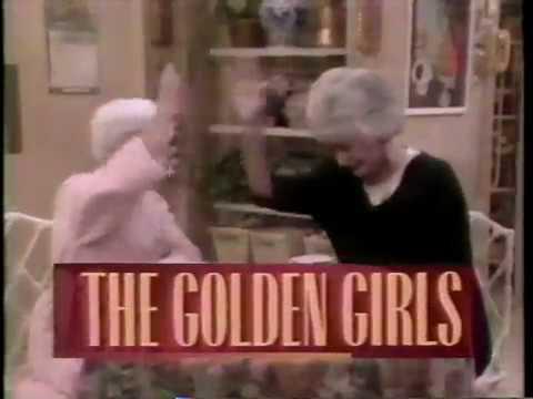 1992   for 'Golden Girls', 'Walter and Emily', 'Empty Nest' & 'Nurses'