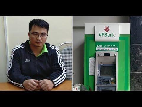 Nhân viên ngân hàng trộm 6 tỷ tại các cây ATM khai gì khi bị bắt?