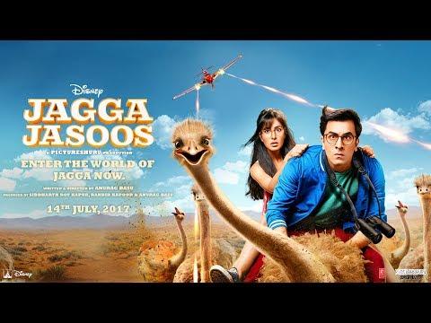 Jagga Jasoos trailers