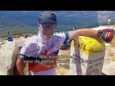160716 fietsvakantie Mont Ventoux zonder muziek