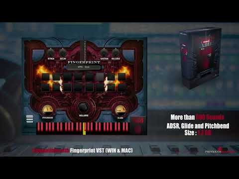 Weapons Of Pads Destruction (Fingerprint VST Expansion)