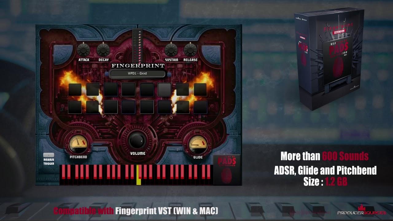 Weapons Of Pads Destruction (Fingerprint VST Expansion)