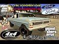 Camioneta Ford F-100 Off Road Del Año 1970 Para Gta San Andreas