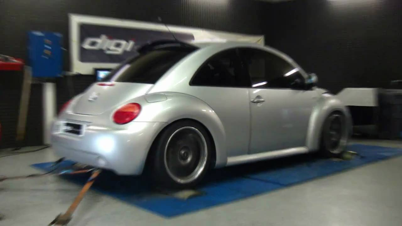 reprogrammation moteur vw new beetle 1l8 turbo 150cv 187cv dyno digiservices youtube. Black Bedroom Furniture Sets. Home Design Ideas