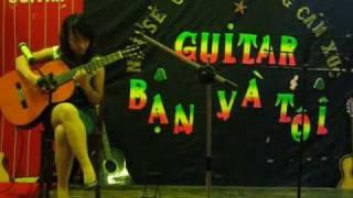 Guitar - Bạn Và Tôi.2009.classic.chị Quỳnh.flv