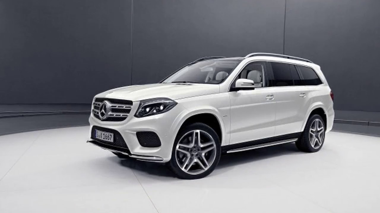 2019 Mercedes Benz GLS Grand Edition turns up the luxury ...
