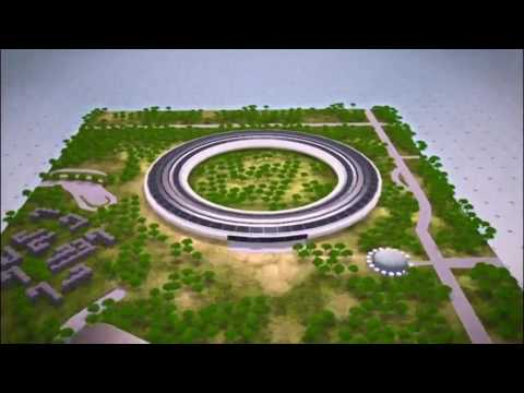 Inside new Apple's Campus 2 headquarters