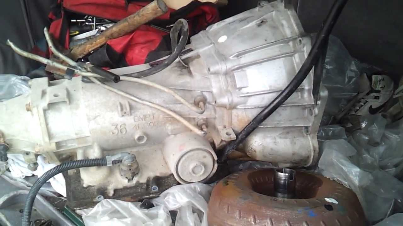 Finally found a 4L60E transmission for my 53  YouTube