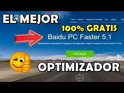 EL MEJOR OPTIMIZADOR - ACELERADOR PARA PC [ Windows 10,8,7 ] 2017-2018
