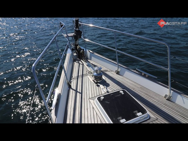 Vanishing Point - Beneteau 57 - Sold by Flagstaff Marine Australia