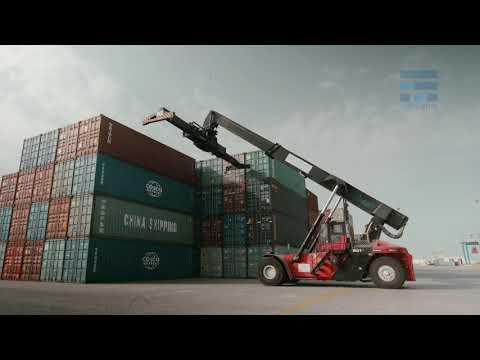 Cosco Shipping   CSP Abu Dhabi - CFS   Corporate VIdeo   Pixelogik Media & Advertising