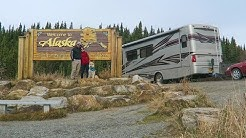Back In ALASKA ~ 7.9 MPG In Our RV ~ Free Boondocking In Anchorage  ~ S3E58