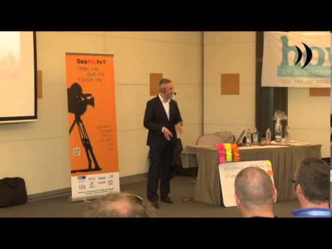 Presentation of Jean Philip De Tender (Multi-Mania 2012)