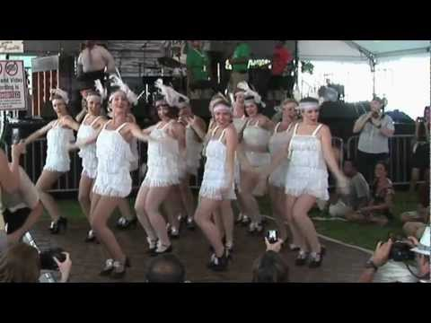 "The Chorus Girl Project performs ""All I Do"" at Satchmo Fest 2012"